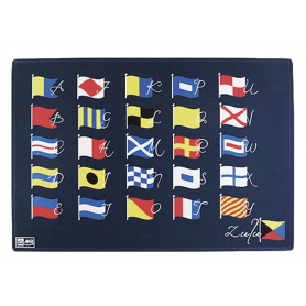 TAPPETO INGRESSO ABS FLAGS